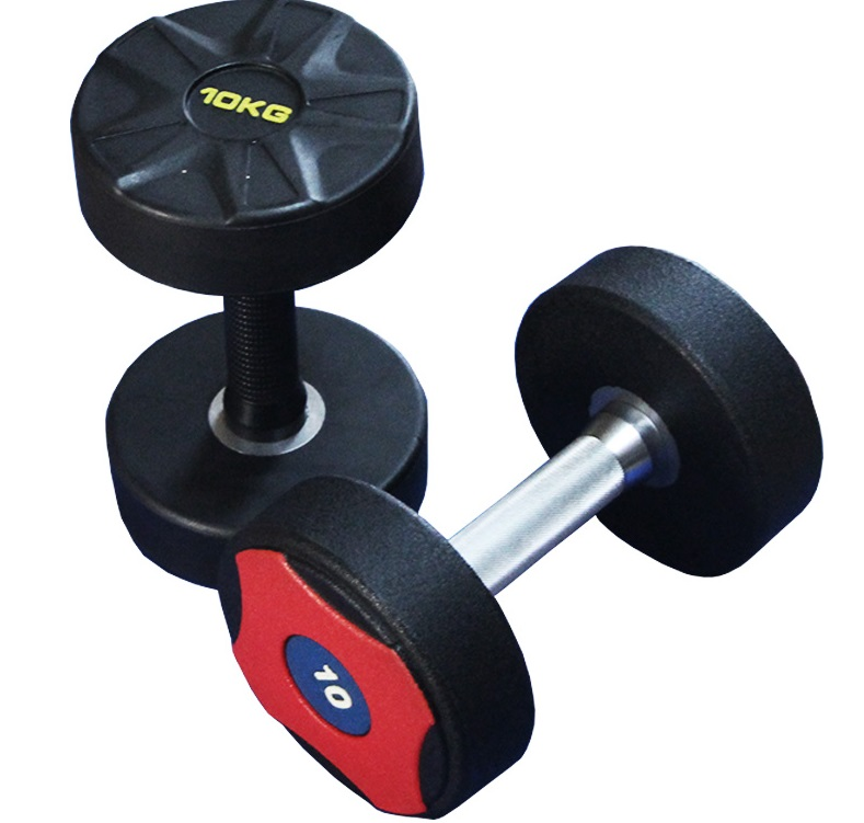 PU dumbbell