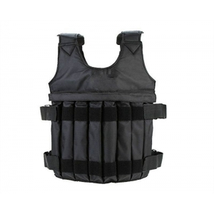 China Adjustable Weighted Vest 12lb/20lb/30lb/40lb/50lb/60lb Manufacturer