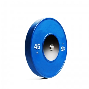 China Colorful Rubber Competition Bumper Plates Supplier
