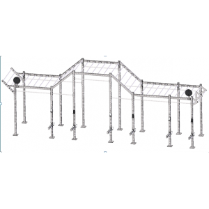 China Fitness functional Racks Fitness Rigs Supplier
