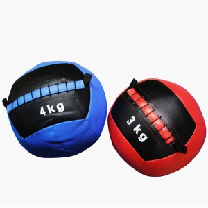 China Gym Fitness Soft Medicine Wall Ball Supplier