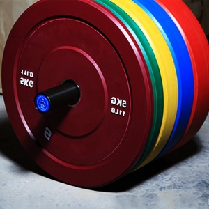 China Rubber Bumper Plates Set Supplier