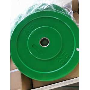 China Weight Plate Type Colorful Elite Bumper Plate Supplier