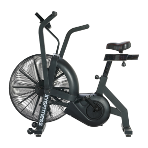 China mainland factory directly sale fitness air bike new product cardio bike