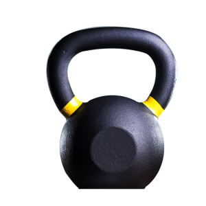 China manufacturer powder coated cast Iron kettlebell Supplier