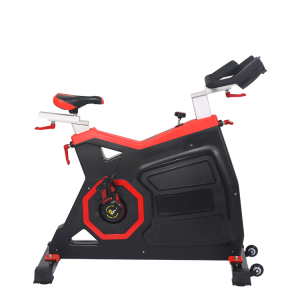 Commercial Fitness Equipment Spining Bike Red Black China Factory Supplier