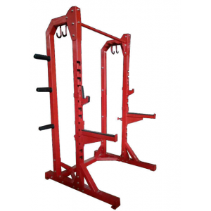 Commercial gym equipment half rack /Simple deep squat
