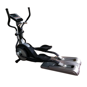 Elliptical Machine Cross Trainer Elliptical Trainer with LCD