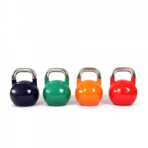 Fitness Club Product Colored Kettlebells
