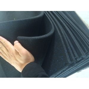 GYM rubber floor mats for fitness