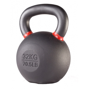 Gravity Black Cast Iron Powder Coated Kettlebell From China Manufacturer