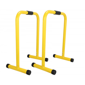 Gymnastic Bars for Dipping, Dip Station for Pull Ups, Parallel Bars, Parallettes, Great for Push Ups and Strength