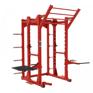 Hammer Strength Bodybuilding Gym Equipment Power Rack