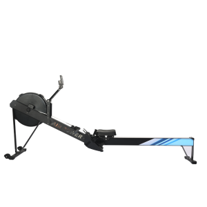 Hot sale air resistance rowing machine foldable air rower home outdoor air rower machine for gym