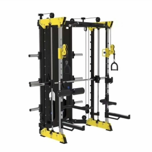 Hot sale new smith machine from China factory directly squat rack smith machine fitness gym