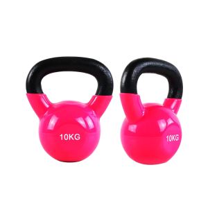 Manufacturer rubber kettlebell China factory colorful kettlebell