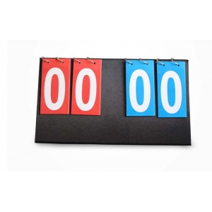 Multisport Portable Double-digit Table Top Scoreboard For Football Basketball Tennis Volleyball And Other Sports Games