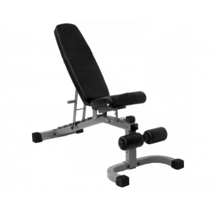 New Adjustable Sit Up AB Incline Bench Flat Decline Weight Bench Adjustable Seat Foldable Dumbbell Bench