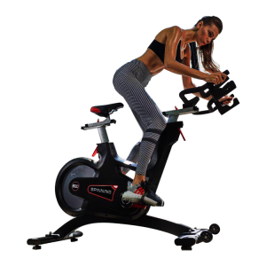 Professional indoor spinning bike cardio fitness equipment