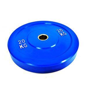 Rubber Bumper Weight Plates