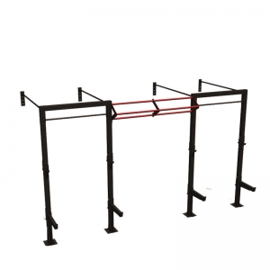 Solid Wallmounts Rigs CF Training Fitness Heavy Duty Rig Commercial Training Rack