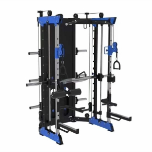 Weight lifting smith machine crossover cable equipment China mainland produce