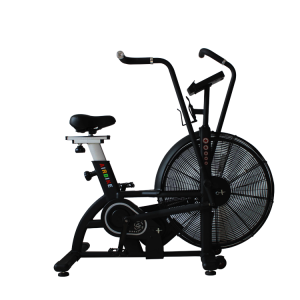 belt drive Assault air resistance Bike  gym fitness air bike  Cardio fan bike no noise from Chinese factory