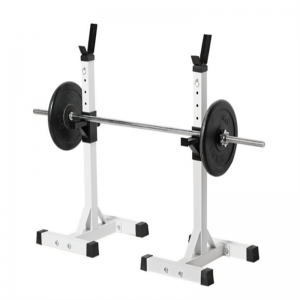 gym equipment commerical Power Rack with Lat Attachment