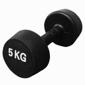 1-10kg Fitness Rubber Free Dumbbell Weights- China Wholesaler