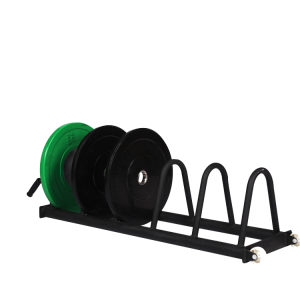China 2018 New Style Bumper Weight Plate Rack factory