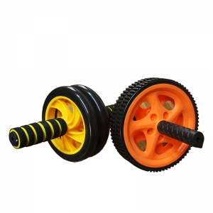 Fitness Exercise Power AB Wheel Roller