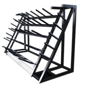 China Barbell Weight Plate Rack factory