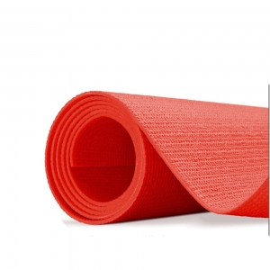 Home gym use PVC yoga mat