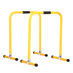 Bracket for frame / push-up yellow high push-up position