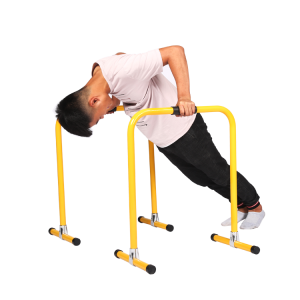 Push Up Pull Up Station Parallel Horizontal Bar
