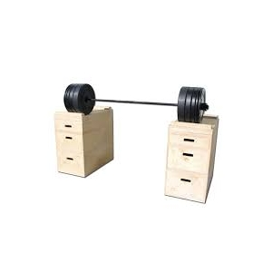 CHINA CF WOODEN JERK BLOCKS/BOXES (PAIR) SUPPLIER