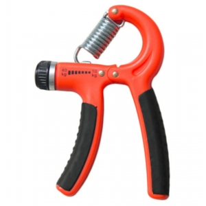 China China Adjustable 10-40 KG Forearm Exercise Hand Gripper Wholesale Manufacturer factory