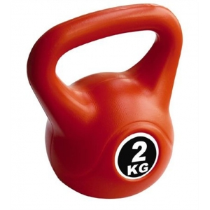 China Colorful Cement Filled Kettlebell Wholesale  Manufacturer