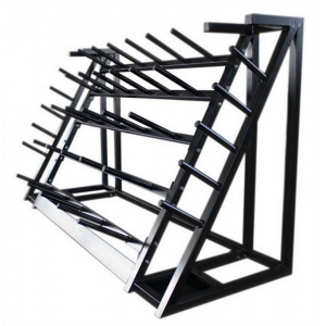 China China Commercial Body Pump Set Storage Rack Wholesale Supplier factory