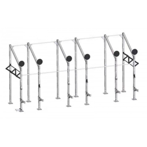 China dumbbell racks, barbell racks, kettlebell racks, display racks factory