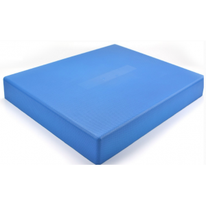China Fitness Blue Soft Balance Pad/PU Square soft tread supplier