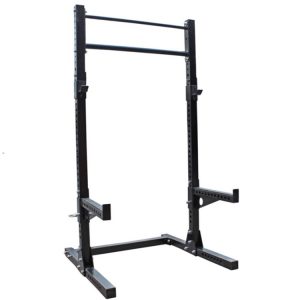 China China Fitness Gym Equipment Half Power Squat Rack Training Rack factory