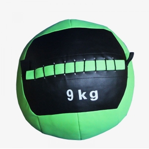 China China Gym Equipment PU 5kg Wall Ball factory