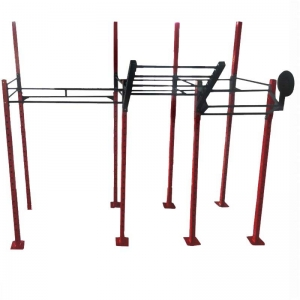 China China Multifunctional Durable Gym Strength CF Rig Fitness Rack Wholesale Supplier factory