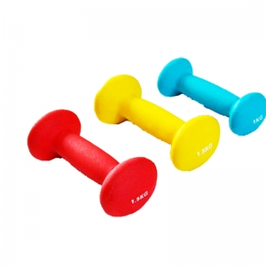 China Neoprene Ladies and Kids Aerobic Fitness Dumbbell Set Pairs Supplier
