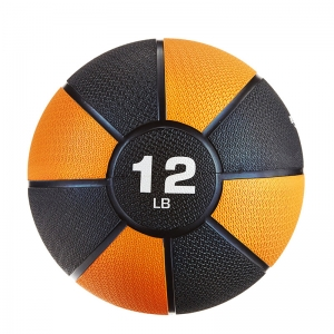 Chiny China Weight Training Exercise Rubber Medicine Ball Supplier fabrycznie