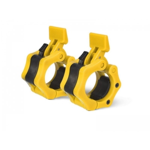 China Weightlifting Barbell Clamp Collar Great For Pro Training Supplier