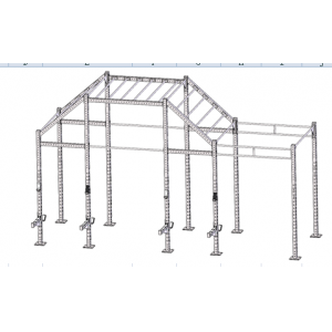 China CF rack CF Rigs with accessories supplier factory wholesaler