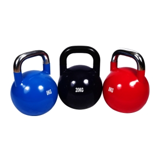 Chiny China gym competition kettlebell heavy duty weight kettlebell body building kettlebell fitness fabrycznie