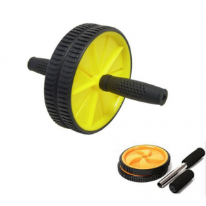 China gym roller slim trim abs abdominal wheel supplier